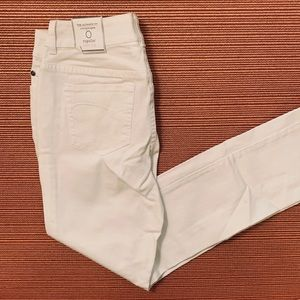 Chico's Ultimate Fit White Jeans
